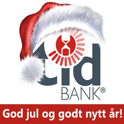God jul fra tidBANK 2011